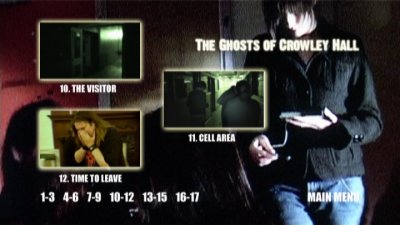 The Ghosts of Crowley Hall DVD Screenshot